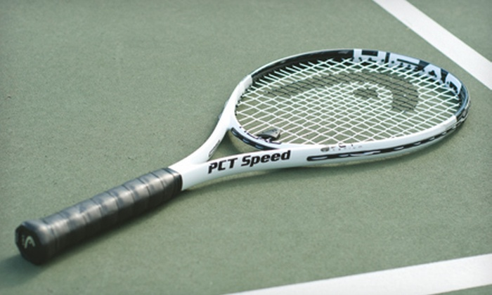 Head Tennis Racquet: $29 for a Prestrung Head PCT Speed Tennis Racquet ($60 Value). Two Grip Sizes Available.