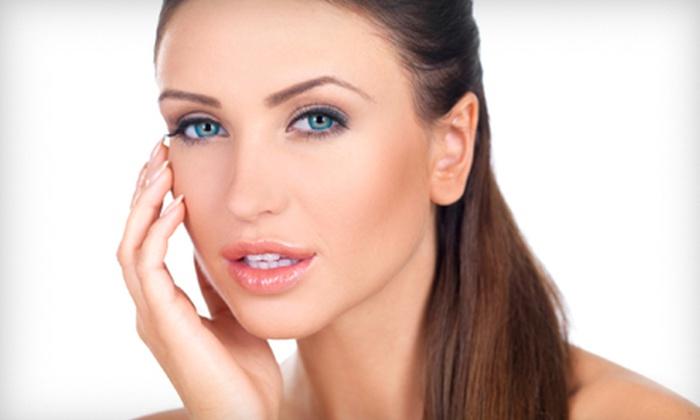 Renu MedSpa - Frankfort: Dysport Injection or One or Four Exilis Skin-Tightening or Fat-Reduction Treatments at Renu MedSpa in Frankfort