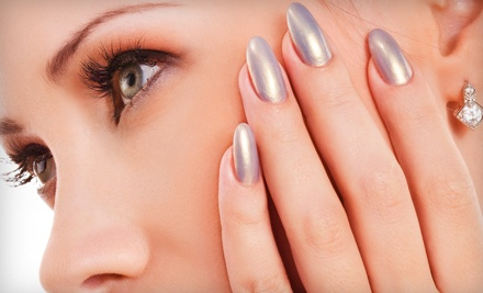 Peter Jacob Salon and Spa: Traditional Manicure, Eyebrow Wax, and Upper-Lip Wax - Peter Jacob Salon and Spa in Orlando