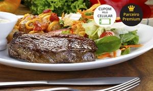 Churrascaria Varandão: Churrascaria Varandão – Itinga: rodízio de carnes com buffet para 2 ou 4 pessoas