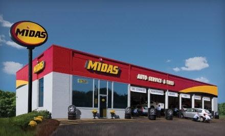 Smitty's Midas - Smitty's Midas in Latham