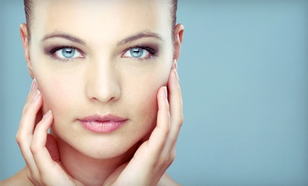 Custom Facial With a Glycolic Peel and Aromatherapy (a $90 value) - The Face Place Cincinnati in Milford