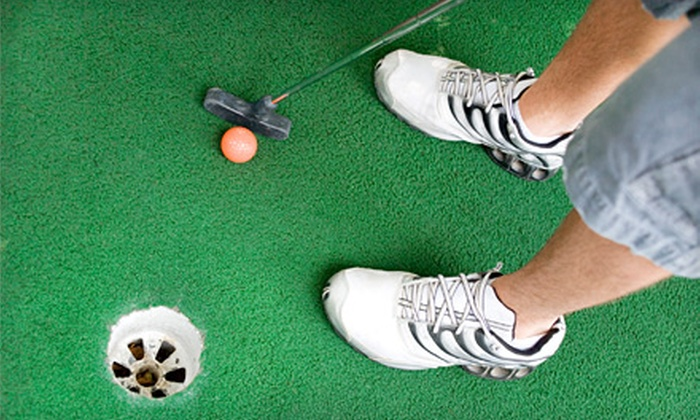 Papio Greens Golf Center - Omaha: $5 for Two Passes for 36 Holes of Mini Golf at Papio Greens Golf Center in Papillion (Up to $11 Value)