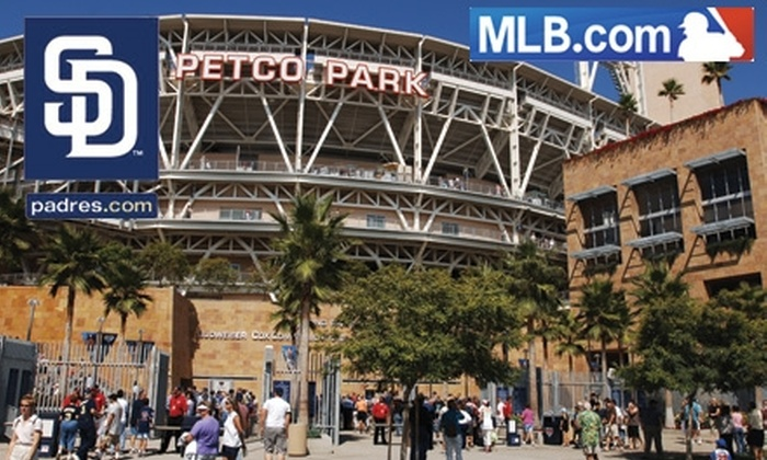San Diego Padres - East Village: $24 for a Ticket, Hot Dog, Soda, and Padres Hat at a San Diego Padres vs. Houston Astros Game ($50 Value). Choose From Four Dates.
