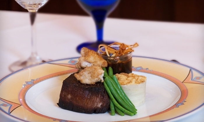 Cuisine - Detroit: $40 for $80 Worth of Fine French Dining at Cuisine