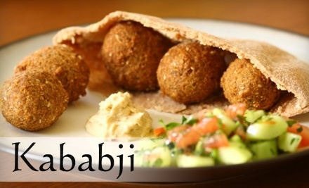 $10 Groupon to Kababji for Lunch - Kababji in Dartmouth