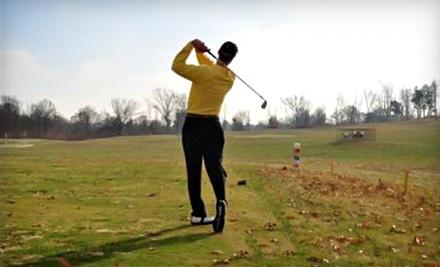 5 Large Baskets of Range Balls (a $65 value) - Golden Tee at Tri County Golf Center in Cincinnati