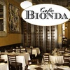 Half Off Italian Fare at Café Bionda