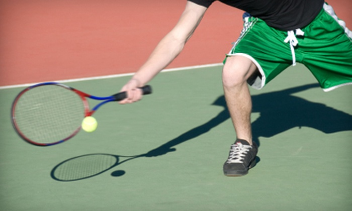 Peachtree City Tennis Center - Peachtree City: Seven Tennis Drill Sessions or Classes at Peachtree City Tennis Center