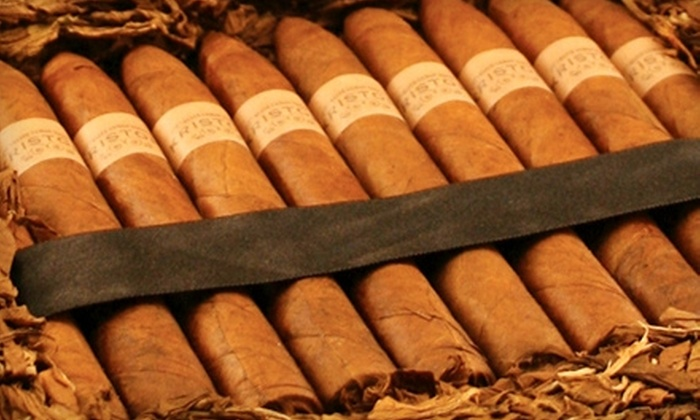 Anstead's Tobacco Company - Westover: $15 for $30 Worth of Cigars, Pipes, Tobacco, and Accessories at Anstead's Tobacco Company