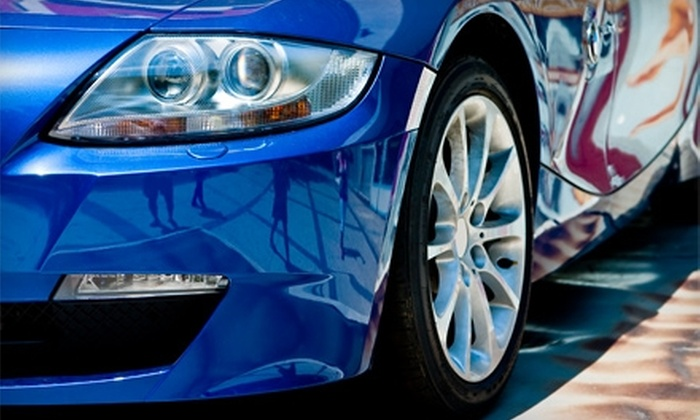 Clybourn Express Car Wash & Southport Express Car Wash - Multiple Locations: Full-Service Car or SUV Wash at Clybourn Express Car Wash or Southport Express Car Wash. Two Options Available.