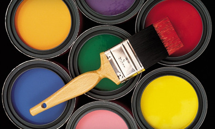 Tru-Line Painting - Victoria: Interior Painting Service for One or Three Rooms with Paint Included from Tru-Line Painting (Up to 67% Off)