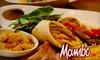 Mambo Restaurante Nuevo Latino - Byward Market - Parliament Hill: $20 For $40 Worth of Latin Dinner Fare (or $13 For $26 of Lunch Fare) at Mambo Nuevo Latino