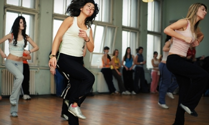 Dance One Fitness - Rochelle: $20 for a 10-Class Zumba Fitness Punch Card at Dance One Fitness ($40 Value)