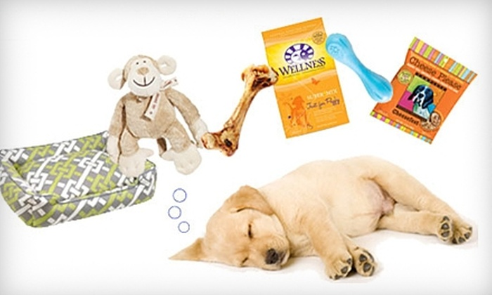 Beg to Deliver - Chinatown: $10 for $20 Worth of Home-Delivered Pet Products from Beg To Deliver