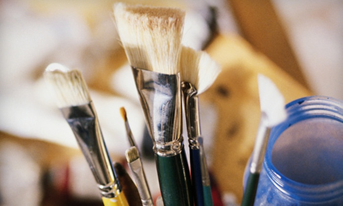 Jacques Harvey's Art School - Wynwood: 3, 6, or 12 Painting Classes at Jacques Harvey's Art School (Up to 54% Off)