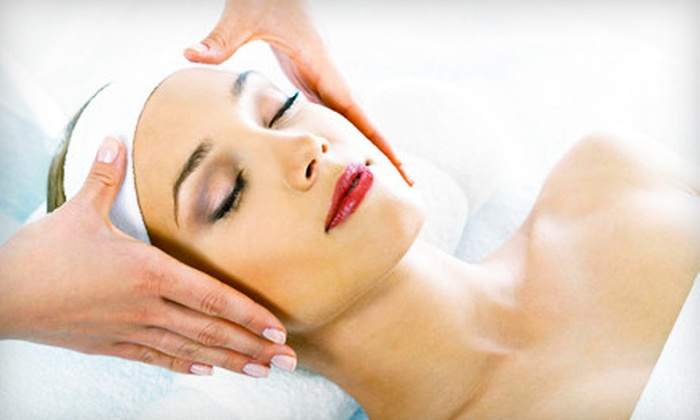 Mee Skin Care Center - Richmond Hill: Spa Package with Massage and Facial for One or Two at Mee Skin Care Center in Richmond Hill (Up to 69% Off)