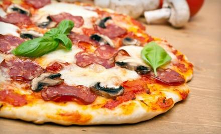 $30 Groupon for Italian Fare  - Romantica Italian Grill & Pizzeria in Great Falls