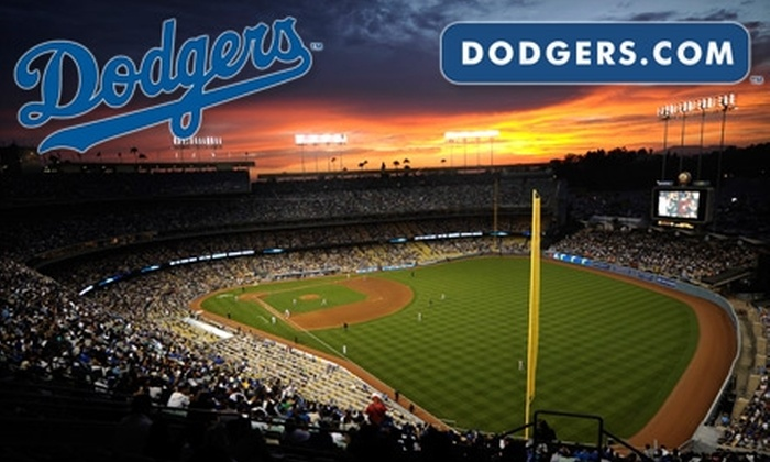 Los Angeles Dodgers: Ticket to Los Angeles Dodgers vs. San Diego Padres on Wednesday, August 4, at 7:10 p.m. Five Seating Options Available.