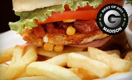 $20 Groupon to Wando's  - Wando's in Madison
