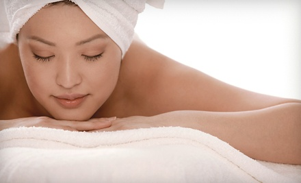 60-Minute Massage (an $85 value) - Oasis Club and Spa for Women in The Woodlands