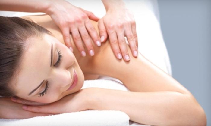 Kara's Skin Care Studio - Oakdale: $45 for a Full-Body Massage and Customized Facial at Kara's Skin Care Studio ($90 Value)