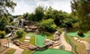 Rainforest Golf - Lilburn: $10 for 36 Holes of Mini Golf for Two at Rainforest Golf in Stone Mountain (Up to $20 Value)