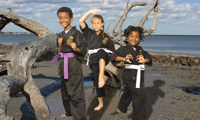 James Martial Arts Academy - El Cajon: Up to 85% Off Fitness and Martial Arts Classes at James Martial Arts Academy