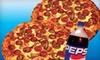 Sam's Sorrento Pizza's - Multiple Locations: $10 for $20 Worth of Pizza and More at Sam's Sorrento Pizza