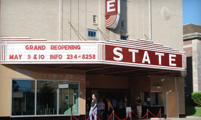 Comedy Caravan at the Historic State Theater - Elizabethtown: $10 for Two Tickets to Comedy Caravan at the Historic State Theater in Elizabethtown ($20 Value)