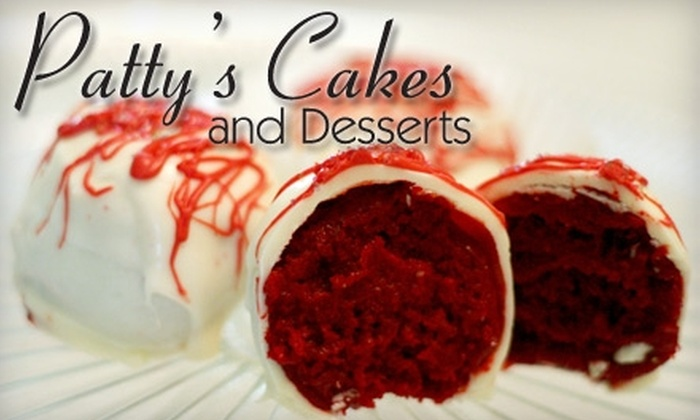Patty's Cakes and Desserts - Fullerton: $15 for $36 Worth of Cake, Cupcakes, and More at Patty's Cakes and Desserts in Fullerton