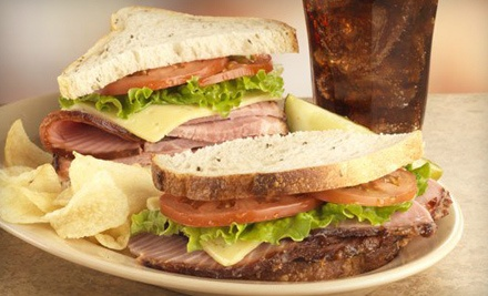 Meal for 1 (a $7.47 value) - The HoneyBaked Ham Co. in Shreveport