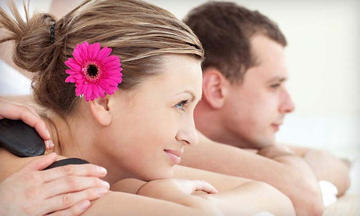 The Spa and Tea Garden - Ridgmar Mall: Full-Body Spa Package with Three Services for One or Two at The Spa and Tea Garden (Up to 57% Off)