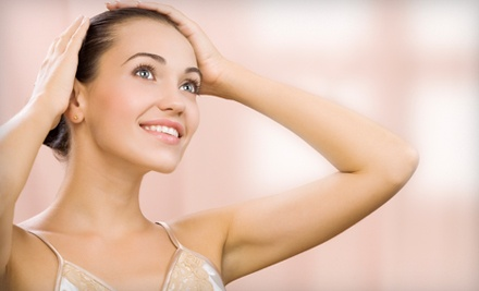 6 Laser Hair-Removal Treatments on a Small Area - Peninsula Plastic Surgery in Williamsburg