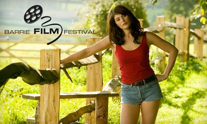 "Barrie Film Festival - Bayfield: $9 for Two Tickets to ""Tamara Drewe"" at the Barrie Film Festival ($18 Value)"