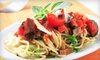 Amici's Italian Cafe - Walnut Creek: $7 for $15 worth of Italian at Amici's Italian Cafe in Sand Springs
