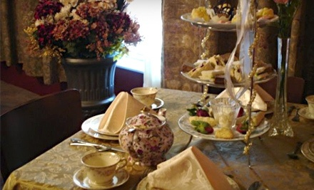 $12 Groupon to Iris & Ivory Tea House & Cafe - Iris & Ivory Tea House & Cafe in Cheswick