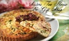 Sisters Tea House & Gift Shop - Fenton: $12 for $25 Worth of Light Lunch Fare at Sisters Tea House & Gift Shop in Fenton