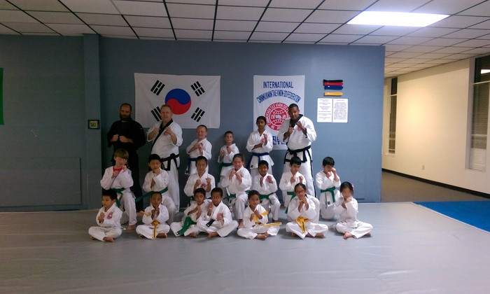 INTERNATIONAL TAEKWONDO ACADEMY - Brandon: $30 for $120 Worth of Martial-Arts Lessons — International Taekwondo Academy