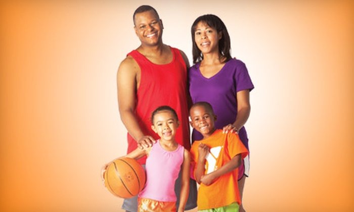 YMCA of Greater Pittsburgh - Multiple Locations: One-Month Adult or Family Pass at the YMCA of Greater Pittsburgh