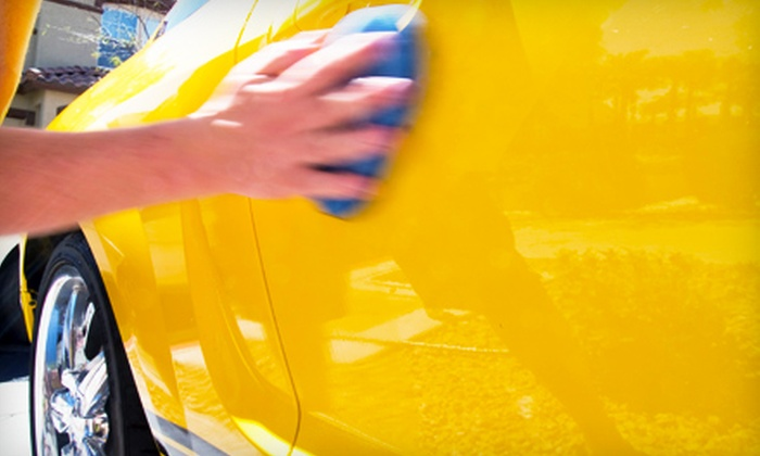 5 Stars Mobile Detailing - Bithlo: One Mini Detail, Two Mini Details, or Mini Detail with Engine Cleaning from 5 Stars Mobile Detailing (Up to 57% Off)