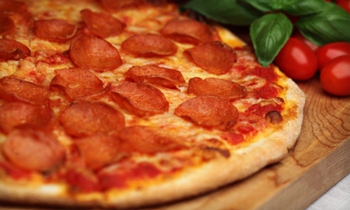 Guido's Pizza Pies - Houston: $10 for $20 of Gourmet Pizza and Italian Fare at Guido's Pizza Pies