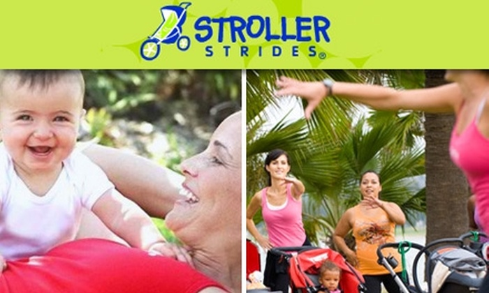 Stroller Strides-Chicago - Bucktown: $20 for a Three-Class Pass at Stroller Strides ($45 Value). Buy Here for Classes at Windy City Fieldhouse. See Below for Alternate Location.