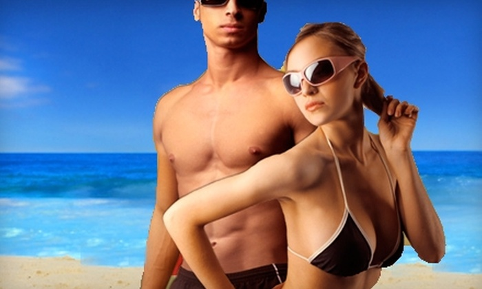 Sunsations Tanning - Indianapolis: $10 for One Spray Tan at Sunsations Tanning in Muncie ($20 Value)