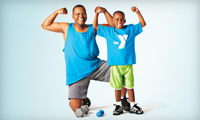 Stateline Family YMCA - Multiple Locations: Three-Month Family or Individual Memberships at Stateline Family YMCA in Roscoe and Beloit (Up to 65% Off)