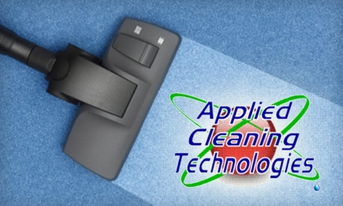 Applied Cleaning Technologies - Pensacola / Emerald Coast: $49 for Carpet Cleaning and Quick Dry for Up to Six Rooms from Applied Cleaning Technologies (Up to $180 Value)