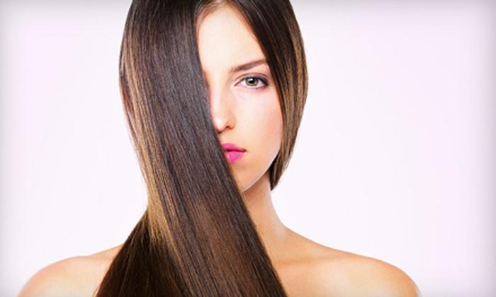 Your Moda Salon - Golden Gate Park: $149 for Keratin Hair Treatment at Your Moda Salon (Up to $400 Value)