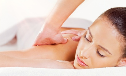 One 60-Minute Deep Tissue Massage or Deep Tissue with Reflexology Massage at Serenity Now (51% Off)