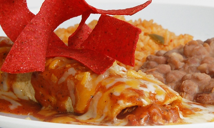 Cafe MexiGo - Victoria: Mexican Meal for Two or Four at Cafe MexiGo (Up to 61% Off). Two Locations Available.