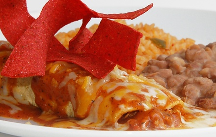 Mexican Dinner for Two (a $32.12 value) - Cafe MexiGo in Victoria